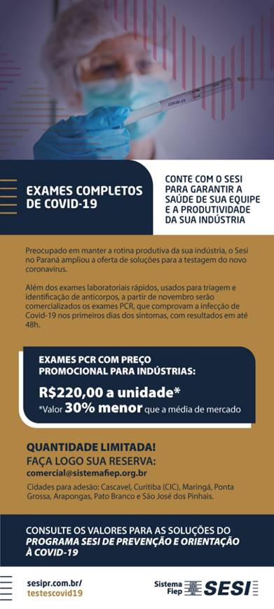 exame COVID-19